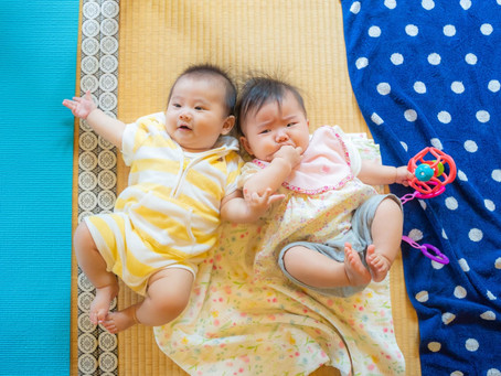 2021年1月オンラインセミナー はじめての赤ちゃんの発達