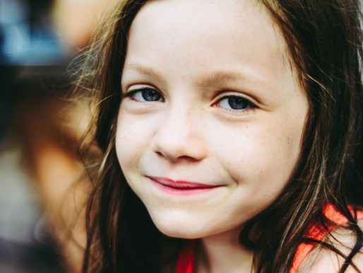 Healing in the Cottages: One Little Girl's Journey