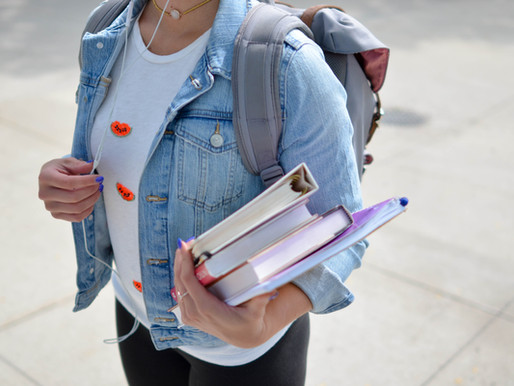 Going Back to School: Senior Edition