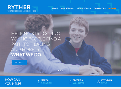 Introducing Ryther's New Website!