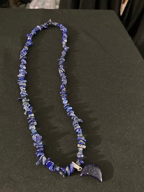 Purple Chakra Necklace