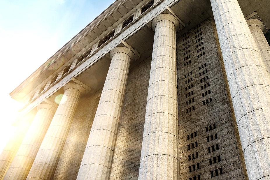 Pillars Courthouse