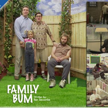 FAMILY BUM - Art Director