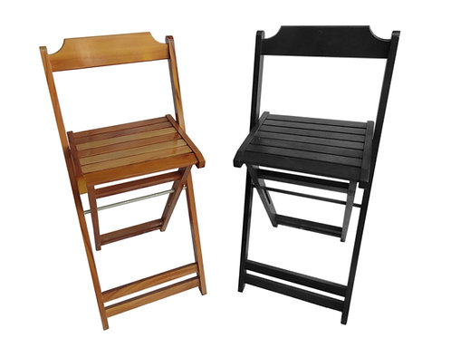 Cadeira Alta Dobrável