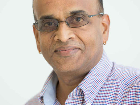 Interview with Ram Rao, PhD