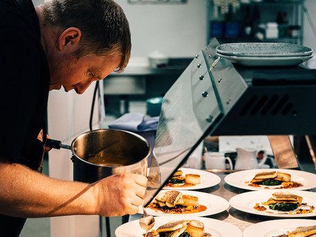 A Chef with an Achy Back!