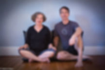 Baxter Bell and Nina Zolotow -Yoga For Healthy Aging Blog