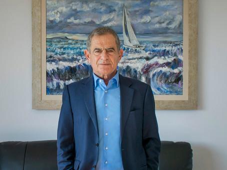 Δημήτρης Κοίλιαρης: Στόχος μας είναι να γίνουμε η πρώτη επιλογή στο μυαλό των ελληνικών βιομηχανιών