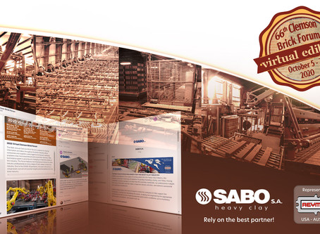 SABO participated in the 66th annual Clemson Brick Forum