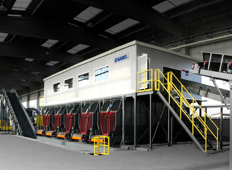 New MRF Plant for IREN, Italy