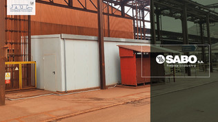 Expansion study, design, construction and installation of a New Metal House MV Poste SG
