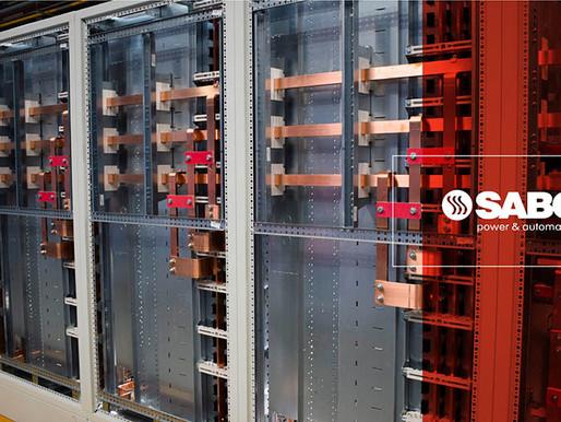 SABO delivered to LafargeHolcim an Eaton xEnergy MCC panel.