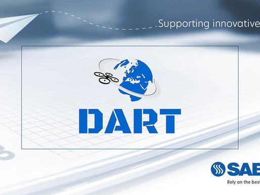 Η SABO χορηγός της ομάδας DART για τη  συμμετοχή στον διαγωνισμό UAS Challenge 2021