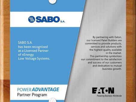 SABO has been recognized as a Licensed Partner of xEnergy Low Voltage Systems