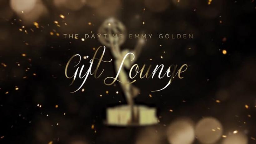 Daytime Emmy's Golden Gift Lounge