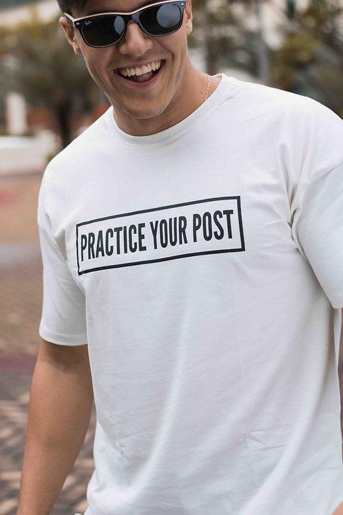 Camiseta Over Pratice