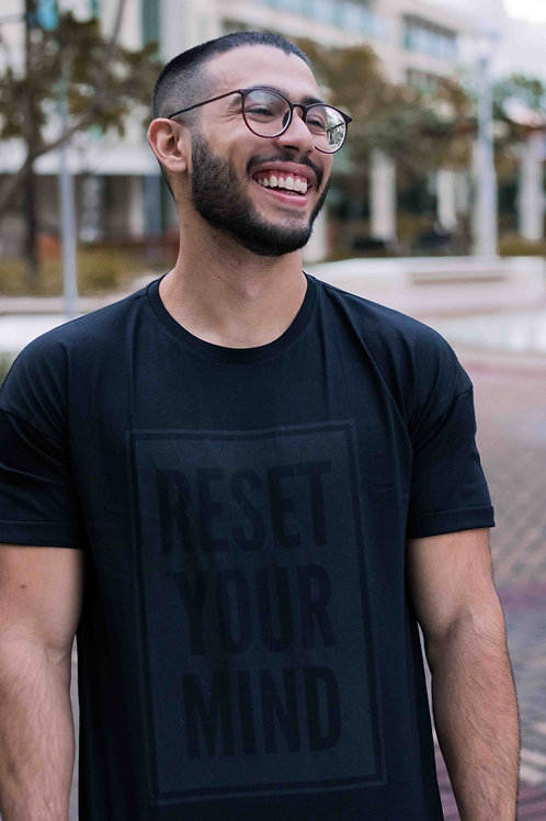 Camiseta Over Reset