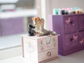 Decluttering and Organising Toys