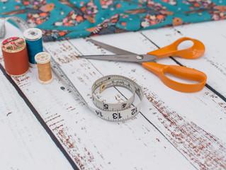 Decluttering Craft Materials