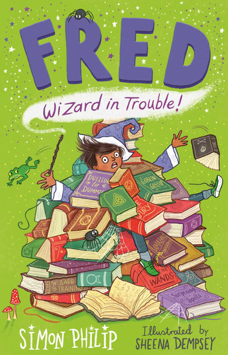 Fred: Wizard in Trouble! (Wizard in Training Book 2)