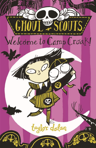 Ghoul Scouts: Welcome to Camp Croak!