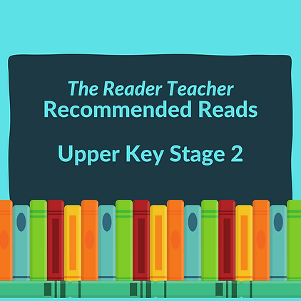 Copy of Mr E's Recommended Reads (Year F