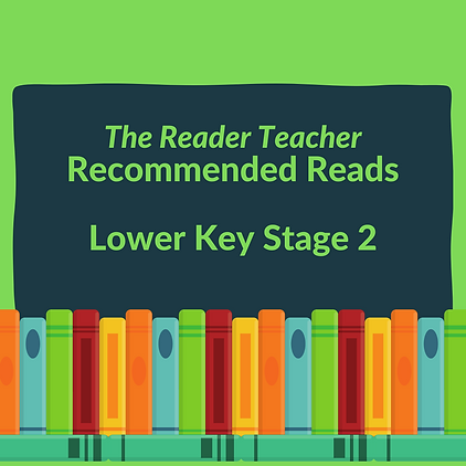Mr E's Recommended Reads (Year One_Prima
