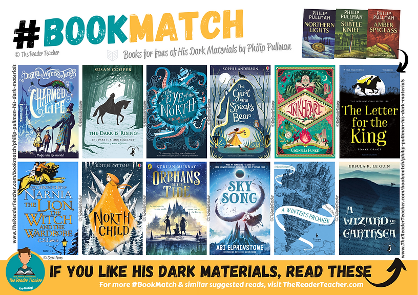 BookMatch HDM Philip Pullman.png