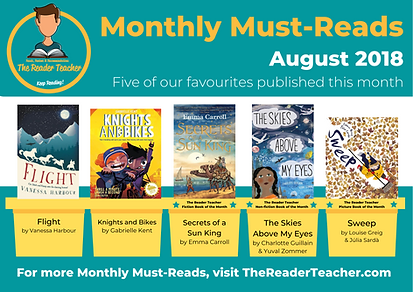 The Reader Teacher August 2018 Monthly M