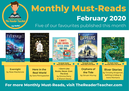 The Reader Teacher February 2020 Monthly