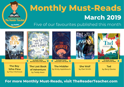 The Reader Teacher March 2019 Monthly Mu
