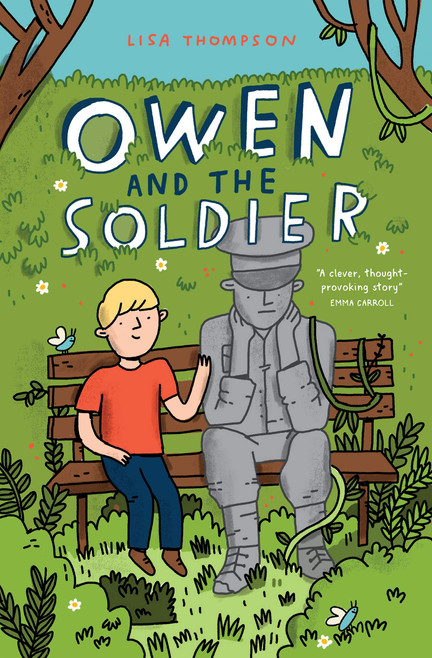 Owen and the Soldier by Lisa Thompson and Mike Lowery