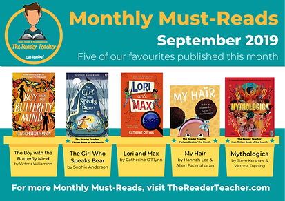 The Reader Teacher September 2019 Monthl