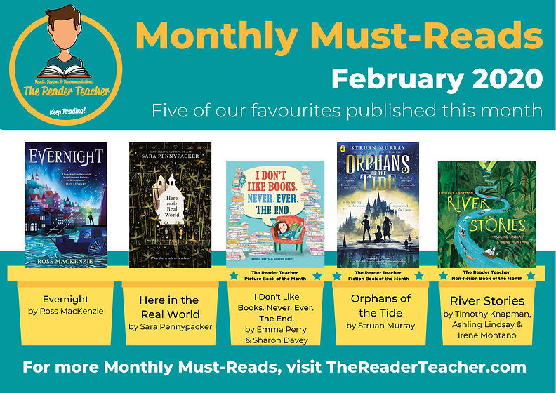 The Reader Teacher February 2020 Monthly