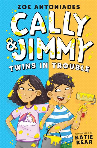 Cally and Jimmy: Twins in Trouble