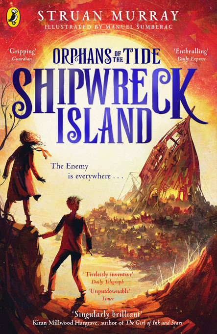 Shipwreck Island (Orphans of the Tide)