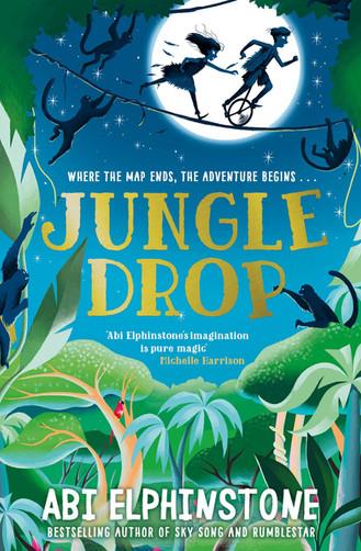 Jungledrop (Volume 2) (The Unmapped Chronicles)
