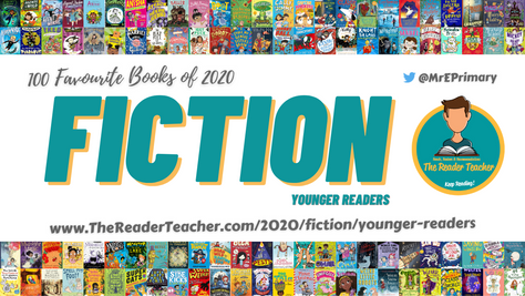 Younger Readers (100 Favourite Books of 2020)