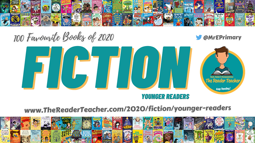 100 Favourite Books of 2020_ Younger Rea