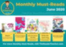 The Reader Teacher June 2020 Monthly Mus