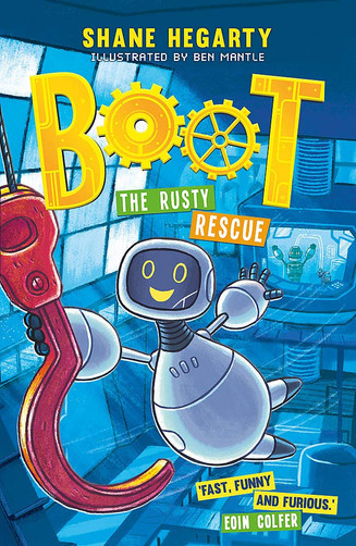 BOOT: The Rusty Rescue (Book 2)