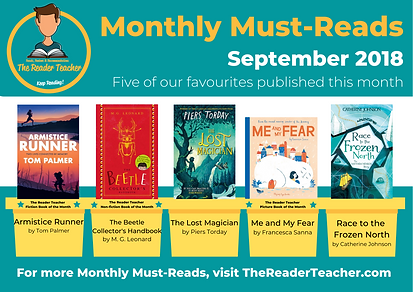 The Reader Teacher September 2018 Monthl