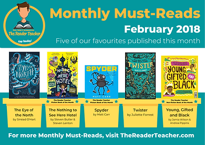 The Reader Teacher February 2018 Monthly