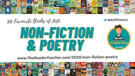 Non-fiction & Poetry (100 Favourite Books of 2020)