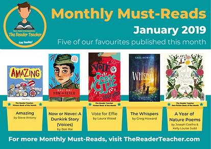 The Reader Teacher January 2019 Monthly