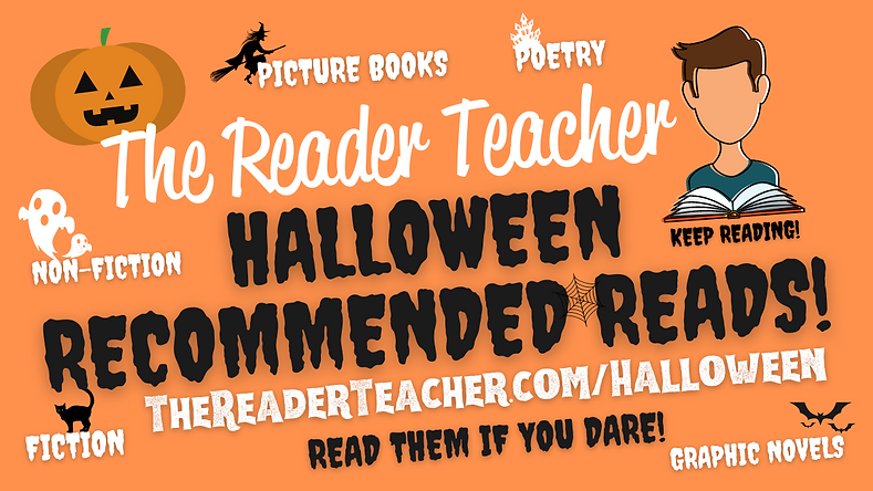 TheReaderTeacherHalloweenRecommendedRead