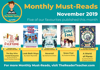 The Reader Teacher November 2019 Monthly