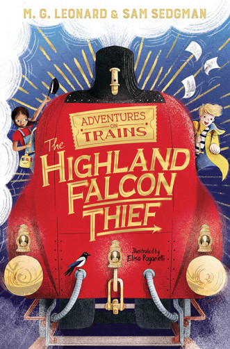 The Highland Falcon Thief (Adventures on Trains)
