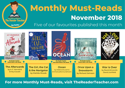 The Reader Teacher November 2018 Monthly