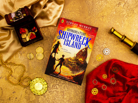 Extract: Shipwreck Island: Chapter 1 and 2 (Orphans of the Tide: Book 2) by Struan Murray